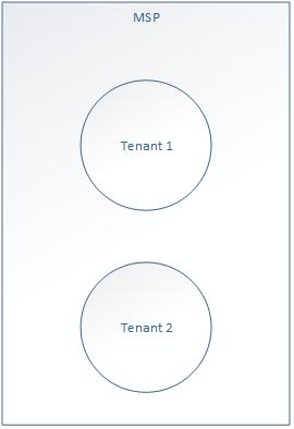 Multi-Tenancy Architecture vs  Multi-Customer Architecture