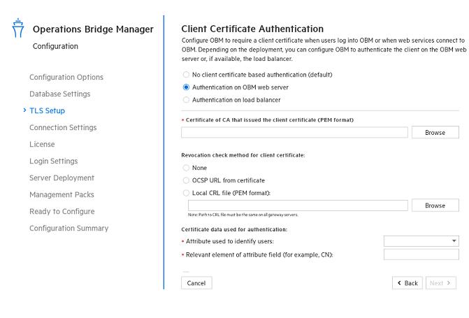 Operations Bridge Manager